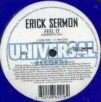 Cover Erick Sermon feat. Sean Paul - Feel It