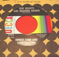 Cover Ernest Tubb & Loretta Lynn - Our Hearts Are Holding Hands