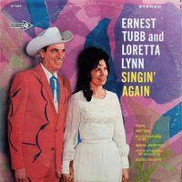 Cover Ernest Tubb & Loretta Lynn - Singin' Again