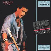 Cover Eros Ramazzotti - Adesso tu