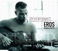 Cover Eros Ramazzotti - Per me per sempre