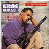 Cover Eros Ramazzotti feat. Patsy Kensit - La luce buona delle stelle