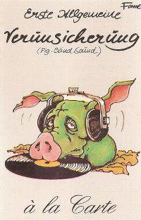 Cover Erste Allgemeine Verunsicherung - À la carte