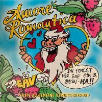 Cover Erste Allgemeine Verunsicherung - Amore romantica