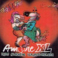 Cover Erste Allgemeine Verunsicherung - Amore XL