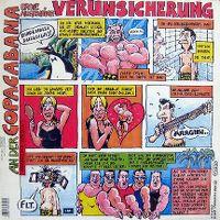 Cover Erste Allgemeine Verunsicherung - An der Copacabana