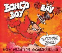 Cover Erste Allgemeine Verunsicherung - Bongo Boy