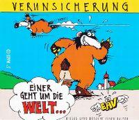 Cover Erste Allgemeine Verunsicherung - Einer geht um die Welt