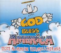 Cover Erste Allgemeine Verunsicherung - God Bless America
