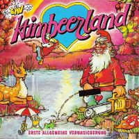 Cover Erste Allgemeine Verunsicherung - Himbeerland