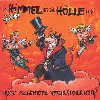 Cover Erste Allgemeine Verunsicherung - Im Himmel ist die Hölle los!