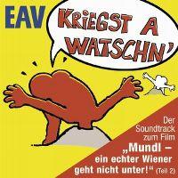 Cover Erste Allgemeine Verunsicherung - Kriegst a Watschn