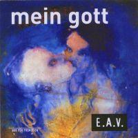 Cover Erste Allgemeine Verunsicherung - Mein Gott