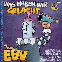 Cover Erste Allgemeine Verunsicherung - Was haben wir gelacht