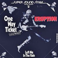 Cover Eruption - One Way Ticket