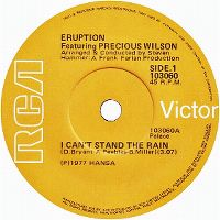 Cover Eruption feat. Precious Wilson - I Can't Stand The Rain