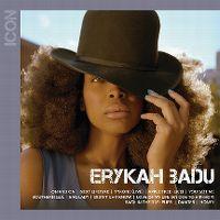 Cover Erykah Badu - Icon