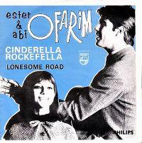 Cover Esther & Abi Ofarim - Cinderella Rockefella