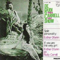 Cover Esther Ofarim - Split Personality