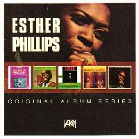 Cover Esther Phillips - Original Album Series