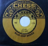 Cover Etta James - At Last
