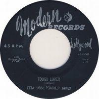 Cover Etta James - Tough Lover