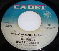 Cover Etta James & Sugar Pie DeSanto - In The Basement, Part One