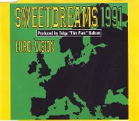 Cover Euro-Vision - Sweet Dreams 1991