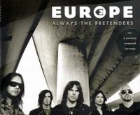 Cover Europe - Always The Pretenders