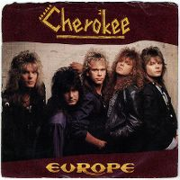 Cover Europe - Cherokee