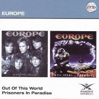 Cover Europe - Out Of This World / Prisoners In Paradise