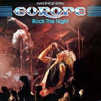 Cover Europe - Rock The Night