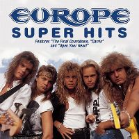 Cover Europe - Super Hits