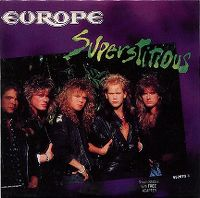 Cover Europe - Superstitious