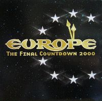 Cover Europe - The Final Countdown 2000