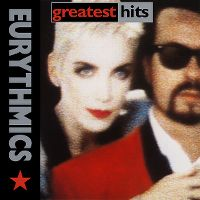 Cover Eurythmics - Greatest Hits