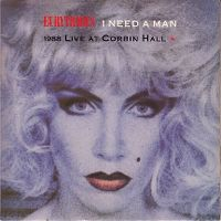 Cover Eurythmics - I Need A Man