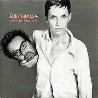 Cover Eurythmics - I Saved The World Today
