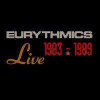 Cover Eurythmics - Live 1983-1989