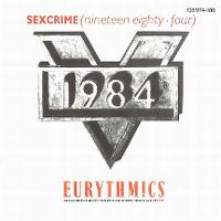 Cover Eurythmics - Sexcrime (Nineteen Eighty-Four)