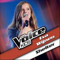 Cover Eva Wijnen - Shelter