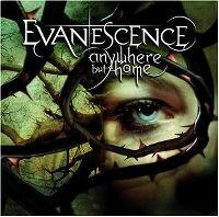 Cover Evanescence - Anywhere But Home