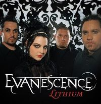 Cover Evanescence - Lithium