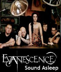 Cover Evanescence - Sound Asleep EP