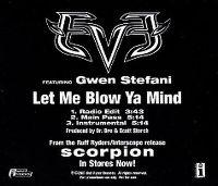 Cover Eve feat. Gwen Stefani - Let Me Blow Ya Mind