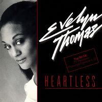 Cover Evelyn Thomas - Heartless