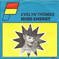 Cover Evelyn Thomas - High Energy