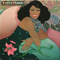 Cover Evelyn Thomas - I Wanna Make It On My Own