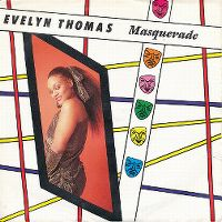 Cover Evelyn Thomas - Masquerade
