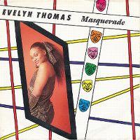 Cover Evelyn Thomas - Masquerade